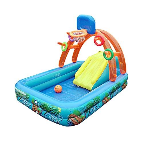 BeAteam - Patutú infantil multifuncional para piscina, para niños, adultos, familia, interior, exterior, jardín