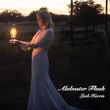 Alabaster Flask