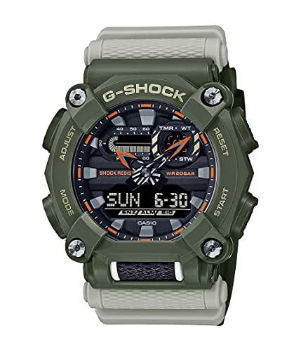 G-Shock GA900HC-3A GA900HC-3A One Size vert/blanc