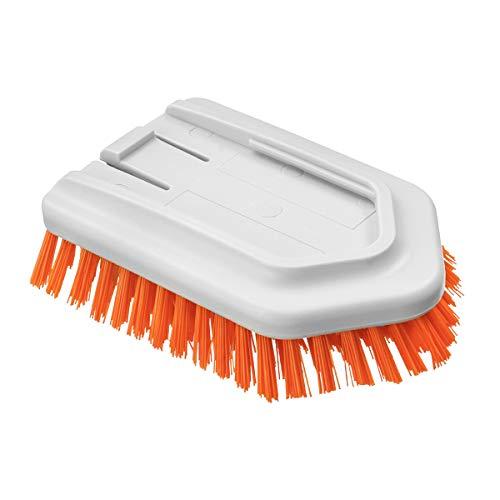 MATCC Nachfüllpackung für den Wannen- und Fliesenschrubber Schrubber Austauschbar Kopf Reinigungsbürste für Pool, Fußboden, Badezimmer, Küche