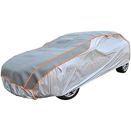 Softgarage 3 Lagig Lichtgrau Indoor Outdoor Atmungsaktiv Wasserabweisend Car Cover Vollgarage Ganzgarage Autoplane Autoabdeckung 202010 0603bek Auto