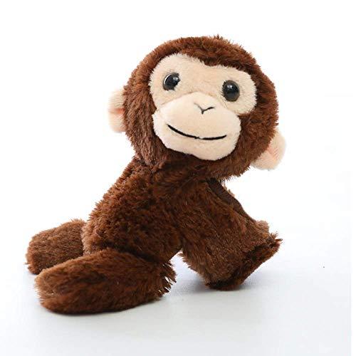 SXRDZ Unicorn Arm Huggers Plush Toys 15Cm, Stuffed Animal Kids Toy Slap Bracelet Monkey Soft Gifts For Kids Baby Wrist Band