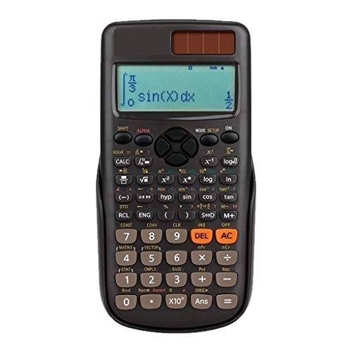 Mjd rekenmachine, rekenmachine, calculator Scientific rekenmachine, complex, grote rekenmachine, batterij