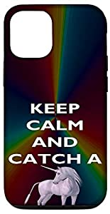 Keep Calm and Catch Unicorn, Keep Calm, Unicorn iPhone Case