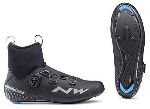 Northwave Celsius R Arctic GTX Winter Rennrad Fahrrad Schuhe schwarz 2021: Größe: 44