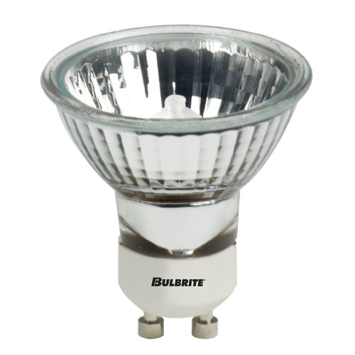 120V 20W Aluminum Halogen Flood Lamp MR-16 - Bulbrite BAB/GU10