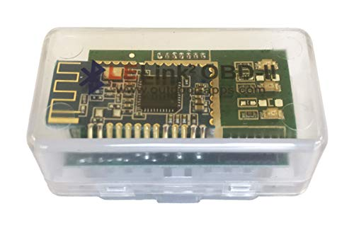 Lelink^2 BLE OBD-II OBD2KFZ-Diagnosegerät für iPhone/iPod/iPad und Android, konfigurierbar, automatische An-/Ausschaltung, Bluetooth, geringer Energieverbrauch (evtl. nicht in deutscher Sprache)