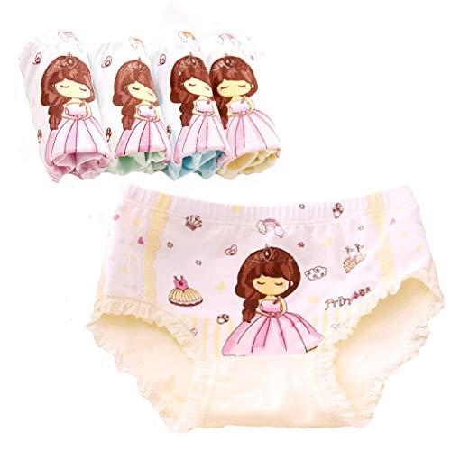 Wxllzlife Toddler Little Girls Kids Underwear Cotton Kids Girls
