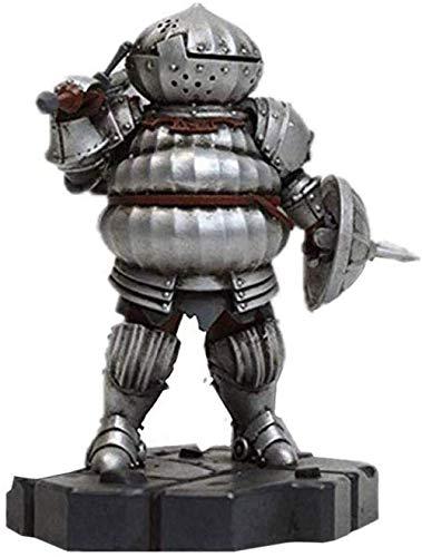 KIJIGHG Figuras Anime Dark Souls Onion Knights Figuras de accion Figura Estatua PVC Figura Anime Personaje de Dibujos Animados Modelo 4,33 Pulgadas