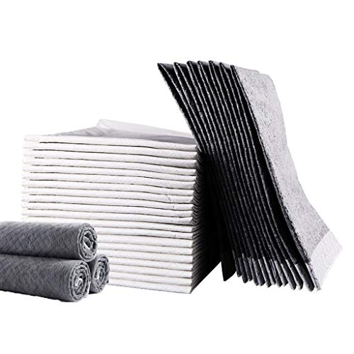 MTYQE (Paquete De 20/100) Almohadillas Desechables para Cambiador Desechables, Ultra Absorbentes, Impermeables, para Incontinencia, Protección para Muebles, Fundas para Camas,C,S