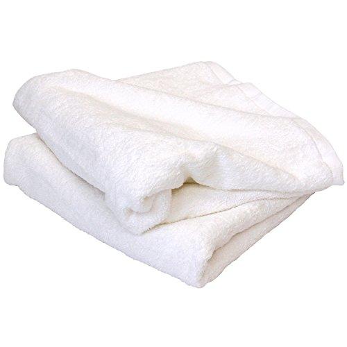 hiorie(ヒオリエ) 日本製 制菌防臭加工 ホテルスタイルタオル バスタオル 2枚セット オフホワイト 瞬間吸水