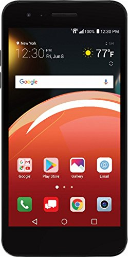Verizon Prepaid - Zone 4 with 16GB Memory Prepaid Cell Phone - Moroccan Blue