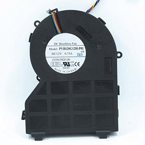 PVB120G12H-P01 12V 0.75 4Wire For DELL OptiPlex 790 990 390 SFF CPU Fan Cooling Fan