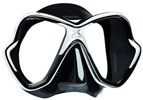 Mares X-Vision - Máscara de Buceo Unisex