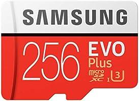 Samsung EVO Plus マイクロSDカード 256GB microSDXC UHS-I U3 100MB/s Full HD & 4K UHD Nintendo Switch 動作確認済 MB-MC256HA/EC 国内正規保証品