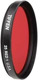 Tiffen 62mm 25 Filter (Red)