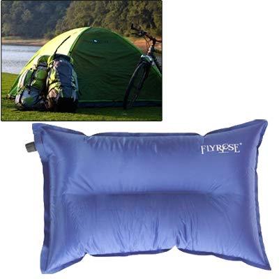 huihui Isomatte im Freien kampierende automatische Luft Kissen Camping Kissen Schlafsack Kissen for das Lehnen auf Kissen zufällige Farbe Lieferung