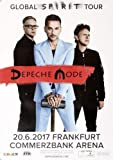 Depeche Mode - Global Spirit, Frankfurt 2017 »