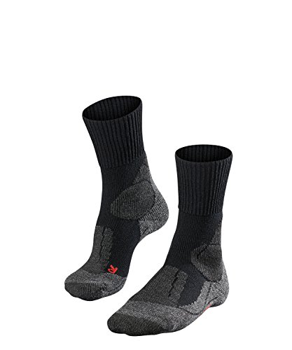 FALKE Herren TK1 Wandersocken TK1 M SO, 1er pack, Schwarz (Black-Mix 3010), 42-43