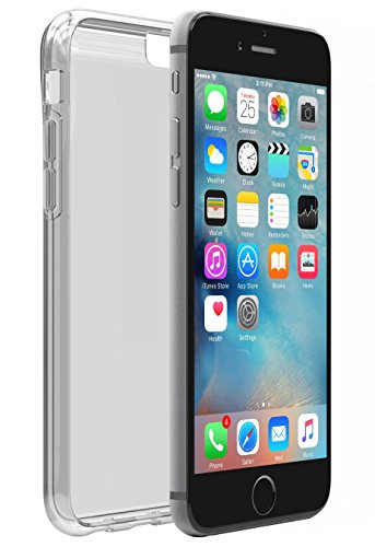 OtterBox 77-53524 clearly Protected Skin, Extra Slim Silikon Schutzhülle für Apple iPhone 6/6s, transparent