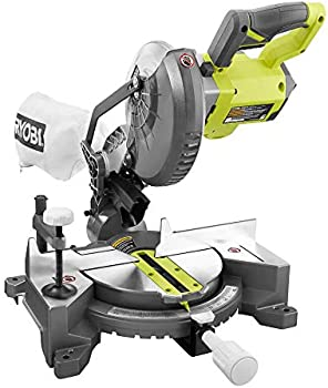 RYOBI 18-Volt ONE+ Cordless 7-1/4 in. Compound Miter Saw (Tool Only)