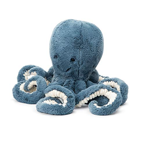 Jellycat Storm Octopus Stuffed Animal, Large 22 inches