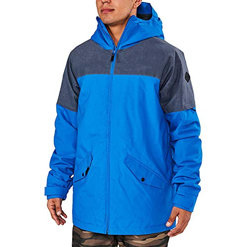 Dakine Men's Denison Jacket, Scout, India Ink, XL