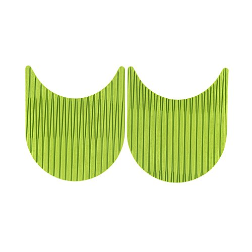 Swurfer SwurfGrip - Almohadillas de tracción para columpio de surf de madera, color verde