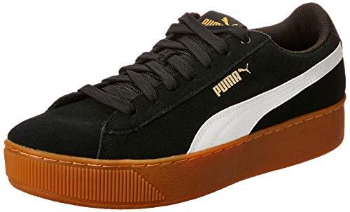 PUMA Vikky Platform Damen Sneaker Puma Black-Puma Black UK 4_Adults_FR 37