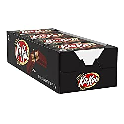 KIT KAT Dark Chocolate Candy Bar, 1.5 Ounce (Pack of 24)