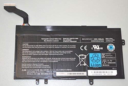 quality assurance ELESKY New 11.1V 38Wh 3280mAh wi Battery Max 85% OFF PA5073U-1BRS Compatible