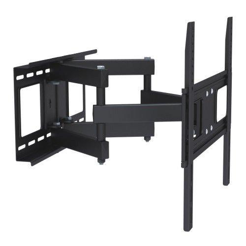 HALTERUNGSPROFI Wandhalterung Superflach Neigbar Schwenkbar für 40 42 46 47 50 55 Zoll VESA optimal für LCD und LED Fernseher von Panasonic, Sony, Samsung, LG und Toshiba HALTERUNGSPROFI ALX3S