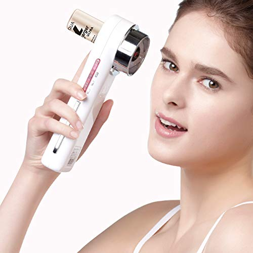 BIOEQUA Enercharger (F1) Facial Lifting and Tightening Beauty Device, Cold Ion Charging Anti-Aging Technology for Boosting Collagen Skin Revitalization and Hydration