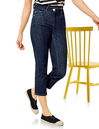 Cecil Damen Toronto Jeans, Rinsed wash, W34/L24