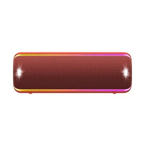 Caixa de Som Sony Extra Bass SRS-XB32 Bluetooth Vermelho