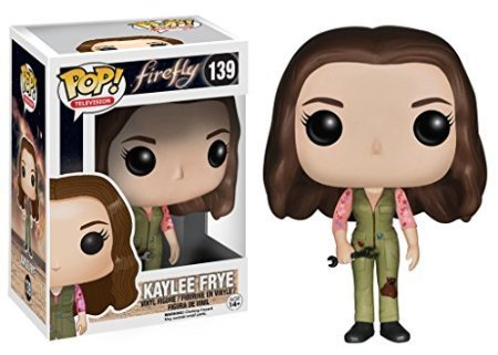 Funko POP TV: Firefly - Kaylee Frye Vinyl Figure by Dubblebla