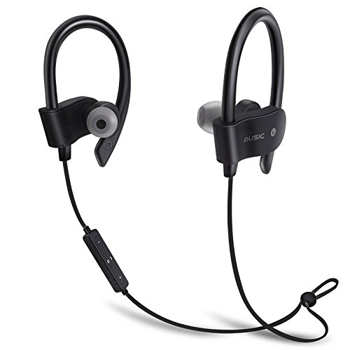 Rongxin Auriculares Bluetooth 5.0 inalámbrico estéreo Binhe