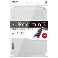 iPad mini 3 / mini 2 / mini 用 スリップインケース ホワイト TBC-IPM1403W
