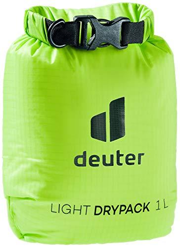 deuter 3940021 Light Drypack 1 Packsack, Citrus