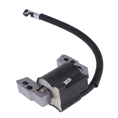 Sharplace Bobina de Encendido Electrónico de Motosierra Productos de Automóvil Cortacéspedes Jardín Deco para Briggs Stratton