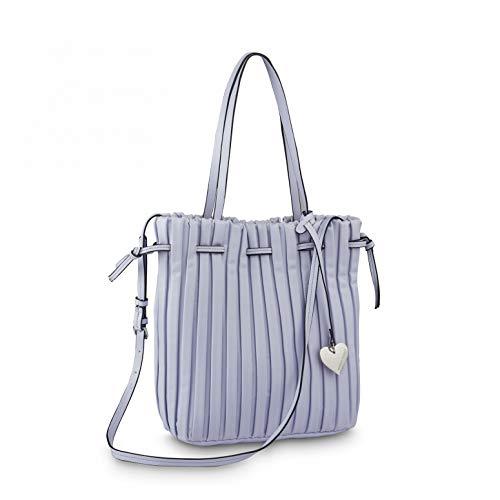 MARCO TOZZI Women's 2-2-61008-26 Handbag, Lt.Blue, normal
