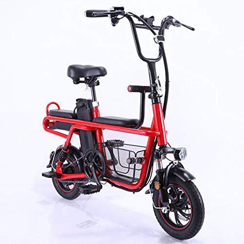 CYC Bicicleta Electrica Plegable E-Bike 12