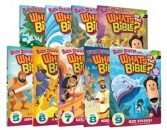 Buck DenverAsks:  What's In the Bible? Volumes 1-9