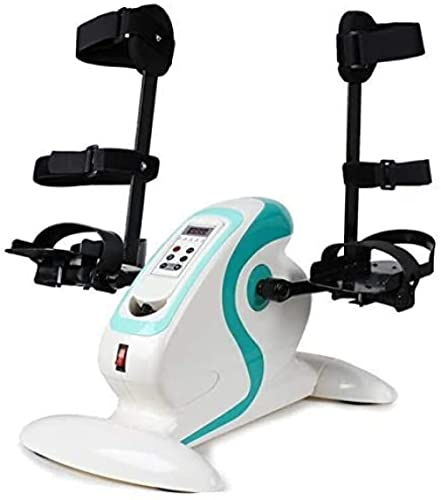 Bicicleta / Bicicleta motorizada RRB para discapacitados y discapacitados - Pedal RRB RRBr con Soporte Protector de piernas - Entrenador de rehabilitación para Personas Mayores
