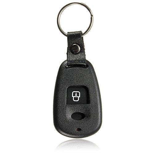 Viviance 2 toetsen afstandsbediening Keyless Shell Case Fob voor Hyundai Santa Fe Elantra