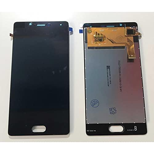 HOUSEPC Écran LCD + Écran Tactile pour Wiko U Feel Lite Ufeel Noir