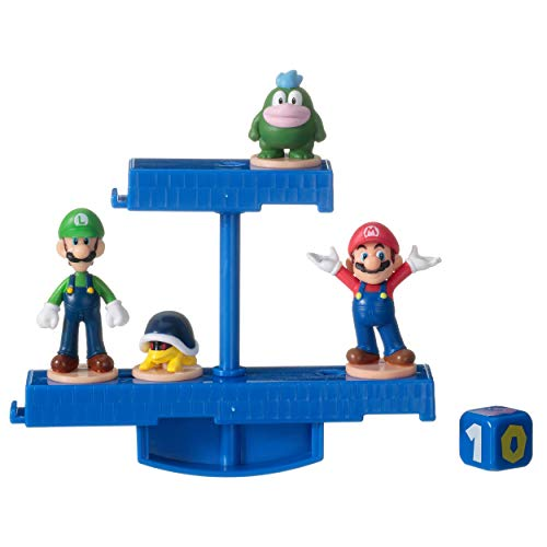 Super Mario 7359 Balancing Game Underground Stage - Geschicklichkeitsspiel