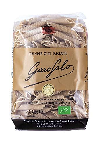 Special BOX - Pasta Integrale Biologica - PENNE RIGATE 5-70 (1Kg) + SCHIAFFONI 5-83 (1Kg)