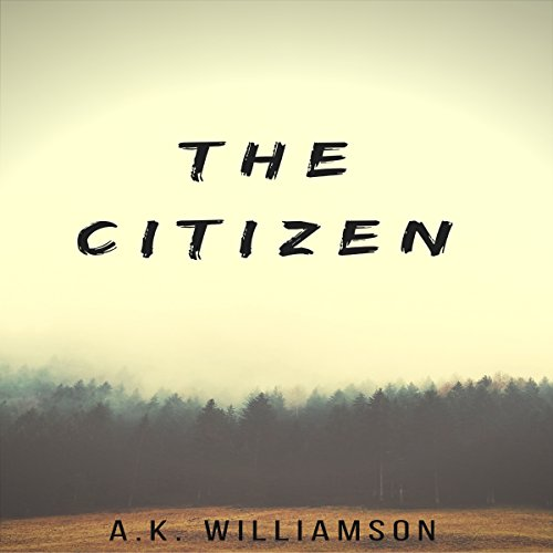 The Citizen audiobook cover art