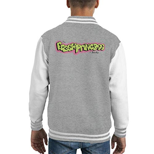 Cloud City 7 The Fresh Princess of Bel Air Kid's Varsity Jacket